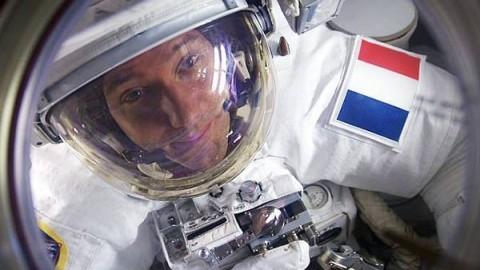 Thomas Pesquet, le premier influenceur de l'espace
